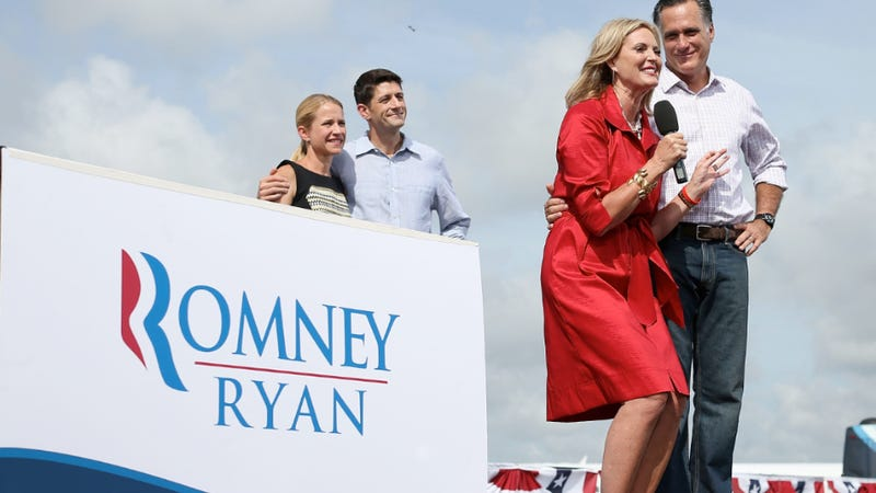 Designers Not Exactly Thrilled About Dressing Ann Romney