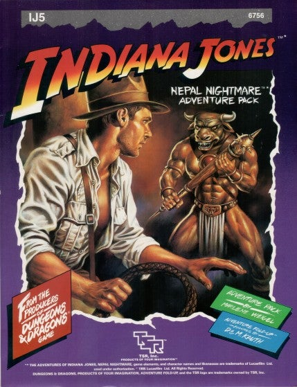 10 Crazy-Ass Adventures You Never Knew Indiana Jones Went On