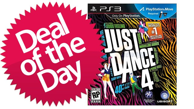 Just Dance 4 Is Your Just-Dance-Privately Deal of the Day