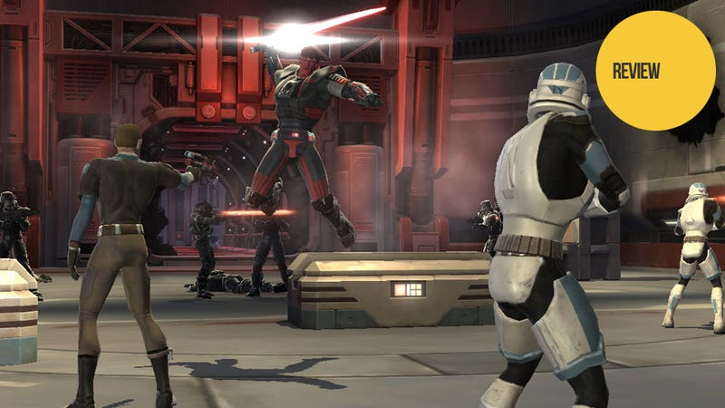 Star Wars: The Old Republic: The Kotaku Review
