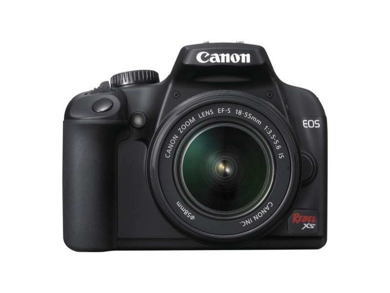 Canon EOS Digital Rebel XS: A Great DSLR For Cost-Conscious Noobs