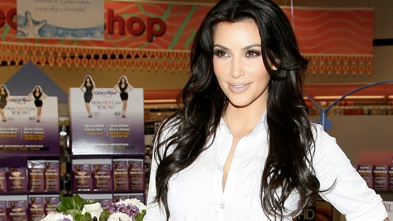 Stop Lying To Your Young, Impressionable Fanbase, Kim Kardashian!