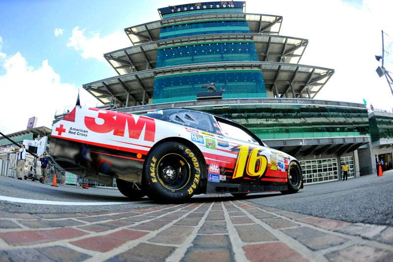 NASCAR WILL Buy Indy