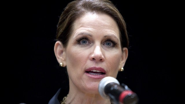 Michele Bachmann, Visionary, Calls For English To Be Declared Official Language of America
