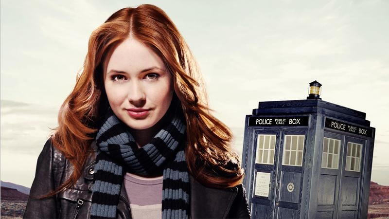 Karen Gillan: Everything changes for Amy Pond in Doctor Who season 6.5