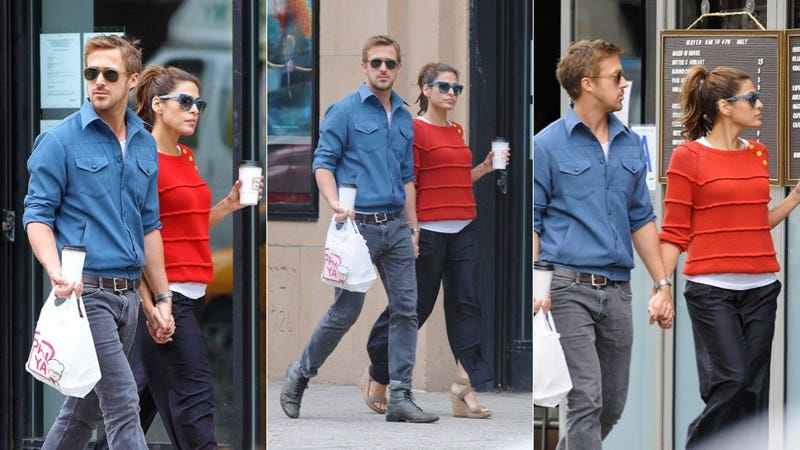 Report: Eva Mendes Is Pregnant by Your Boyfriend Ryan Gosling