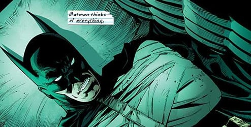 Batman - Is He RIP Or What?