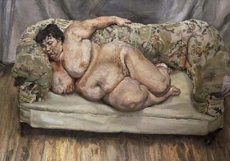 Lucian Freud's $33 Million Painting Sets Sale Record for Living Artist