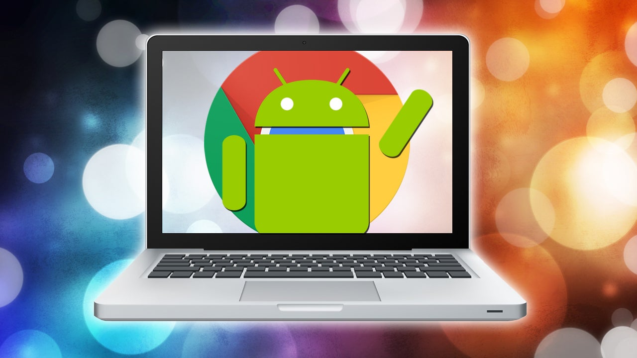 how to run android apps in ubuntu