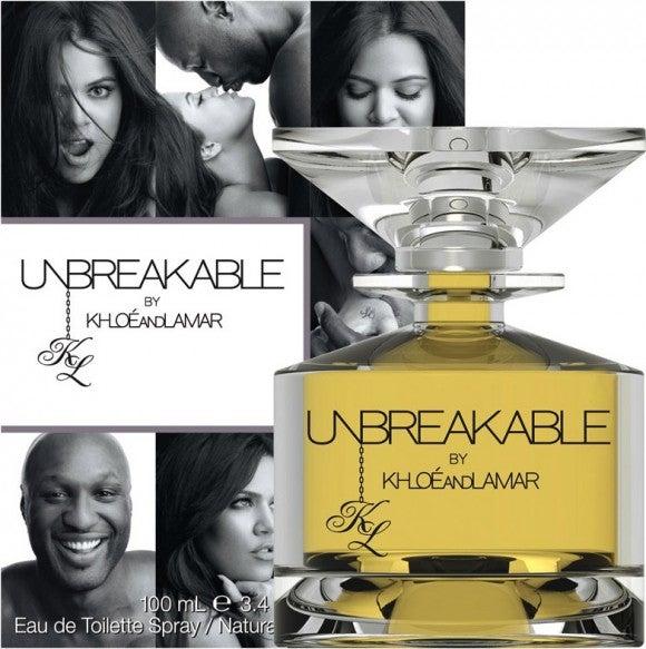 Khloe Kardashian And Lamar Odom's Perfume Promises Unisex Sexiness