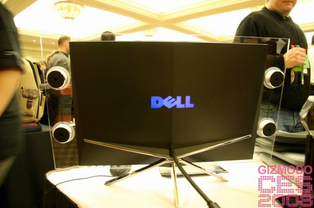 We Paw the Dell Crystal Monitor