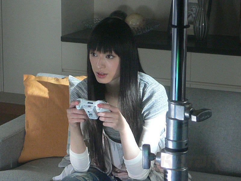 Kill Bill Actress Selling Xbox 360 Resident Evil 5