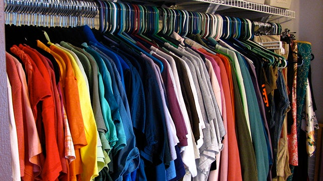 Old Clothes Won't Motivate You to Lose Weight (and Other Decluttering Myths)