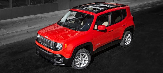 2015 jeep renegade to get over 30 mpg in every configuration. Black Bedroom Furniture Sets. Home Design Ideas