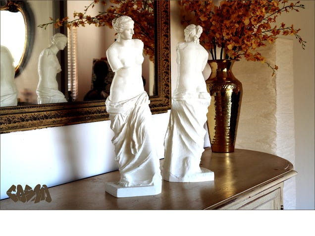 The Best (And Worst) Famous Works of Art You Can 3D-Print At Home