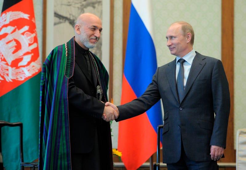 Afghanistan Backs Russia's Crimean Invasion, Fails Irony 101