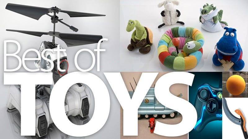 The Best Toys of the Year