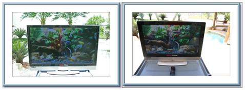 MirageVision's 47-inch HDTVs Are Water, Sleet and Snow-Proof