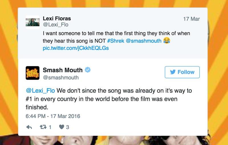 Smash Mouth's Desperate, Endless Twitter Battle