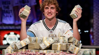 Why You'll Never Make A Living Playing Live Poker Tournaments