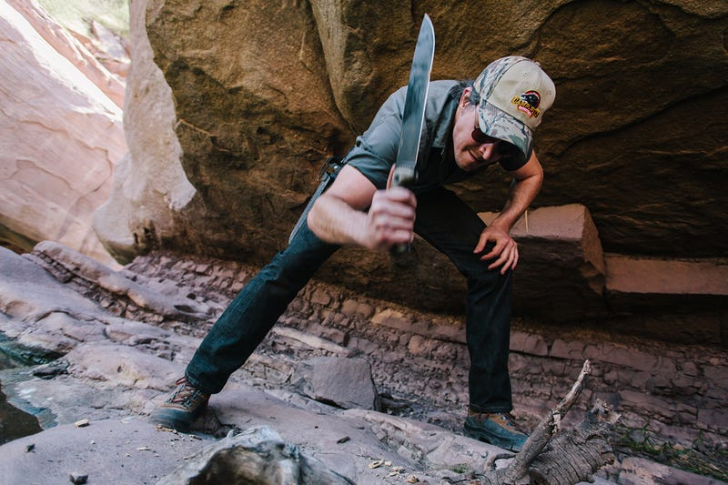 Part Machete And Part Big Knife, Is This The Ultimate Survival Blade?