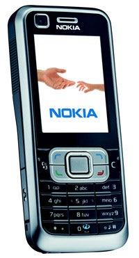 Nokia 6120 Makes HSDPA Thin