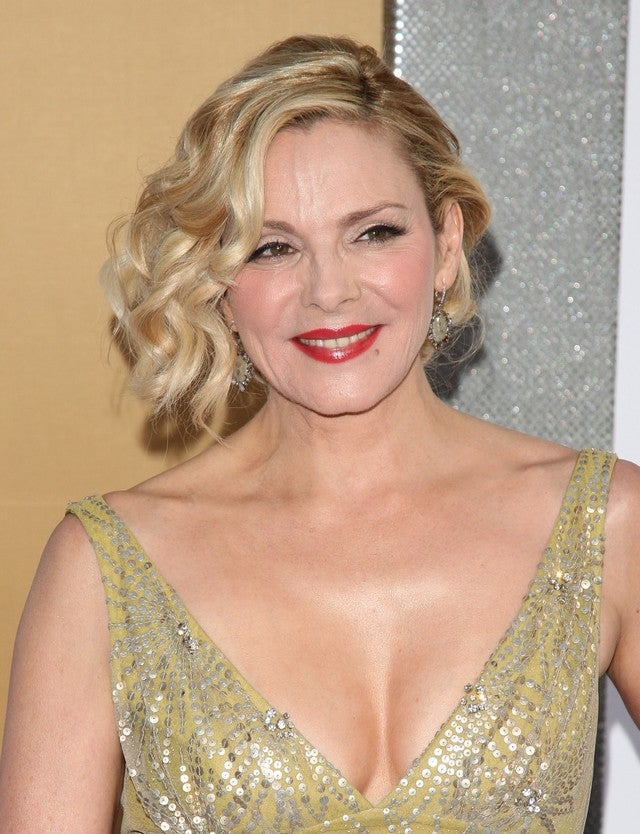 Kim Cattrall Has Always Been On A Diet
