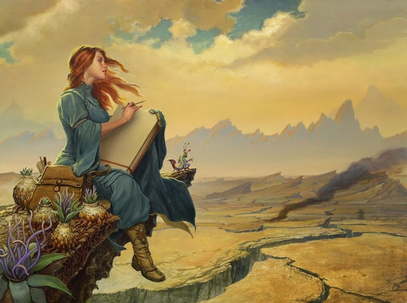 "Words of Radiance puts the ""epic"" back in epic fantasy"