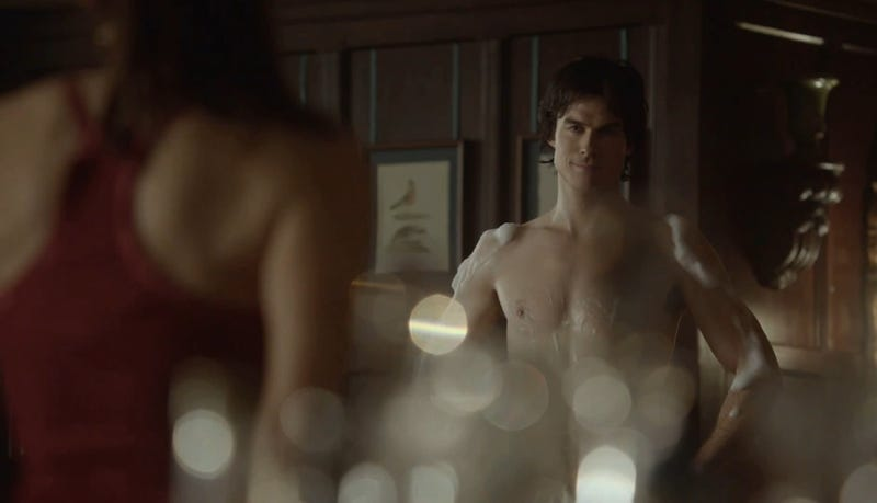 The Sexiest Moments from Last Night's Vampire Diaries and The Secret Circle