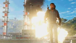 <i>Just Cause 3</i> Gameplay Sure Looks Bonkers