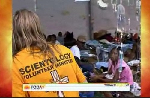 Today Show Loves What the Scientologists Are Doing in Haiti