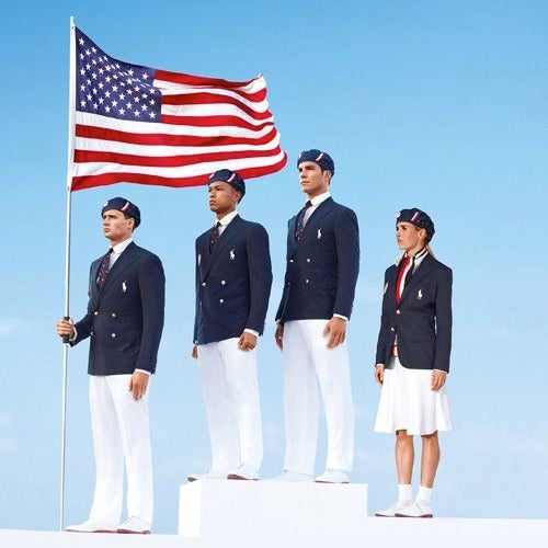 The U.S. Olympic Uniforms Are Socialist Propaganda, According To Pro-American Internet Commenters