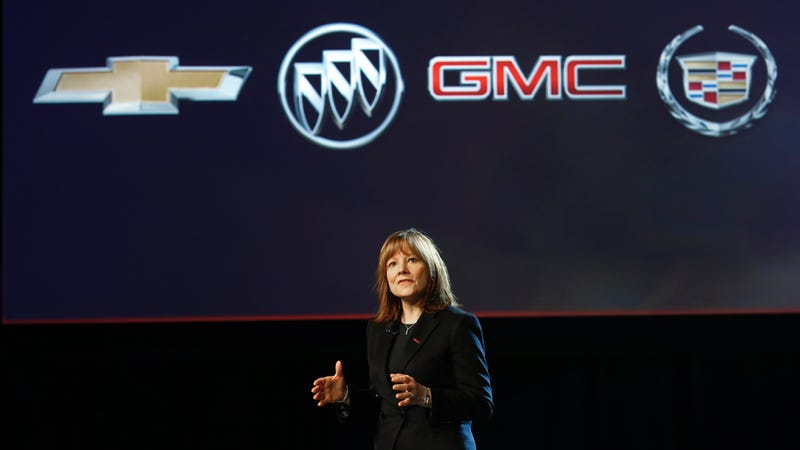 GM CEO Learned Of 10-Year Problem Tied To 13 Deaths 'A Few Weeks Ago'
