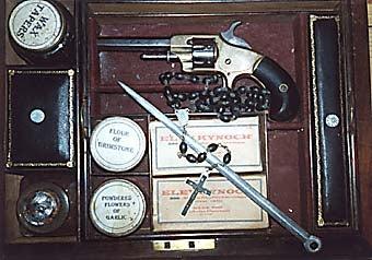 19th-Century Vampire Slayer Kit Probably Kills 21st-Century Vamps Too
