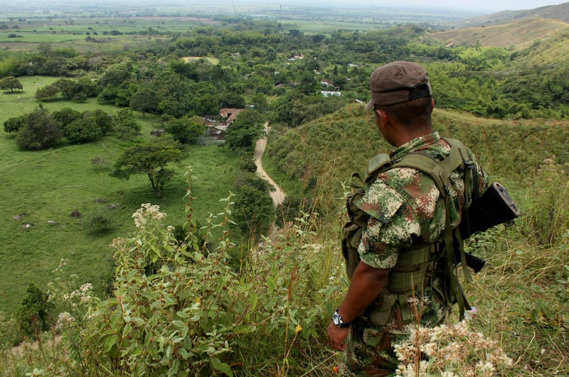 Another Secret War: CIA Killed FARC Leaders in Colombia