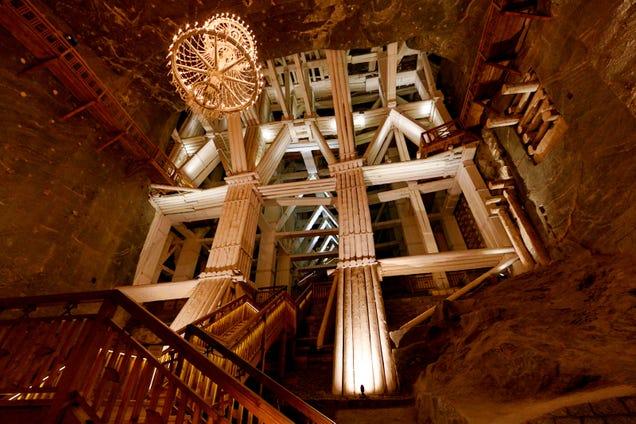 Haz turismo bajo tierra en algunas de las minas mas hermosas del mundo 812612867770871881