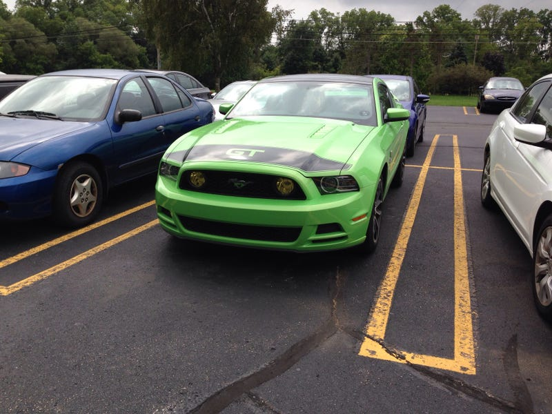 More Cool Cars on Campus