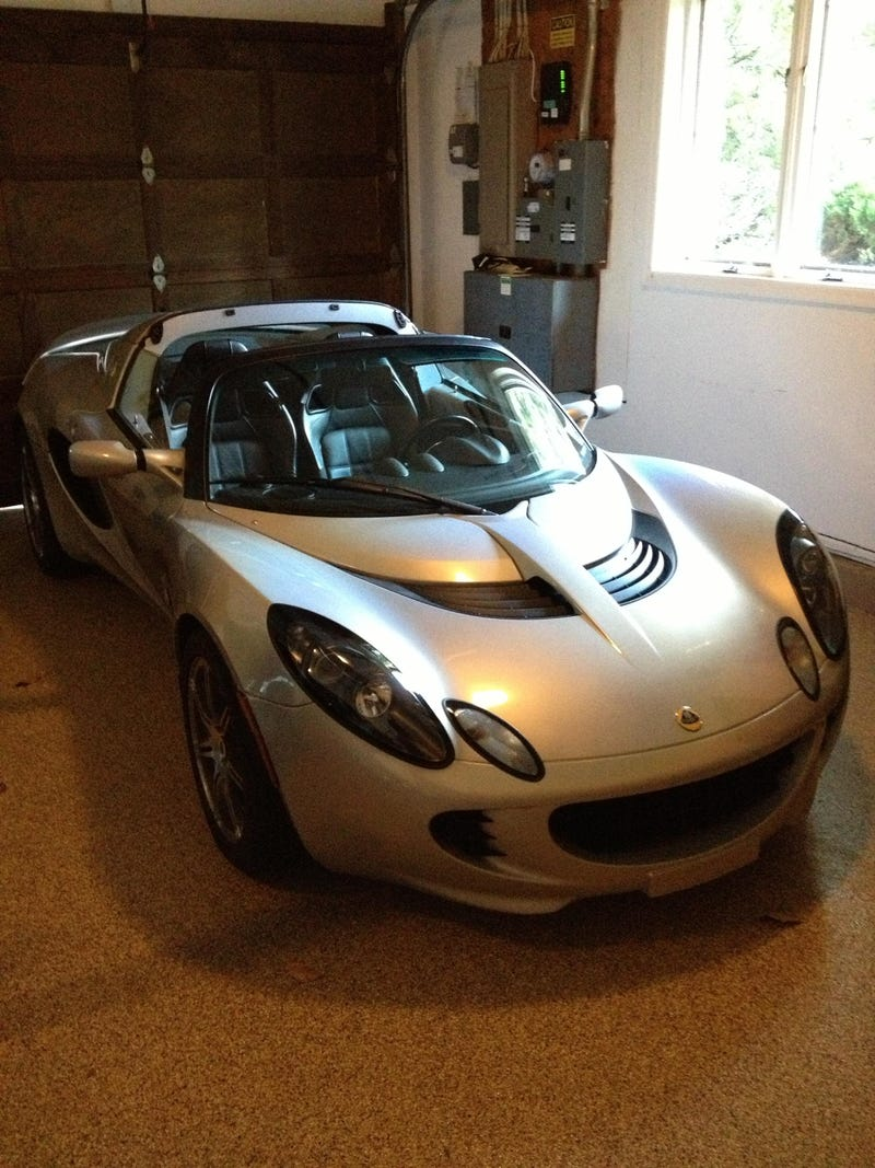 I Just Drove This Elise SC