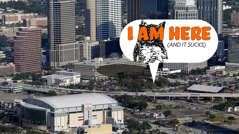 Everyone at This Hooters Is Terrible and I Will Die in My Hotel: Tales From Tampa