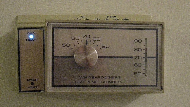 Drop the Temp on Your Thermostat Gradually to Get Used to a Cold House