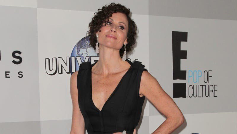 Minnie Driver Knows What the Best Revenge Is
