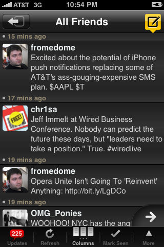 TweetDeck for iPhone Lightning Review