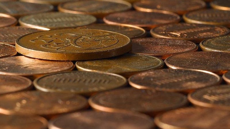 Glowing pennies prove that the '80s were the last great decade