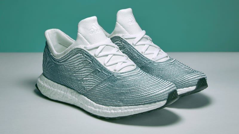These Sick Sneakers Are Made From Ocean Garbage