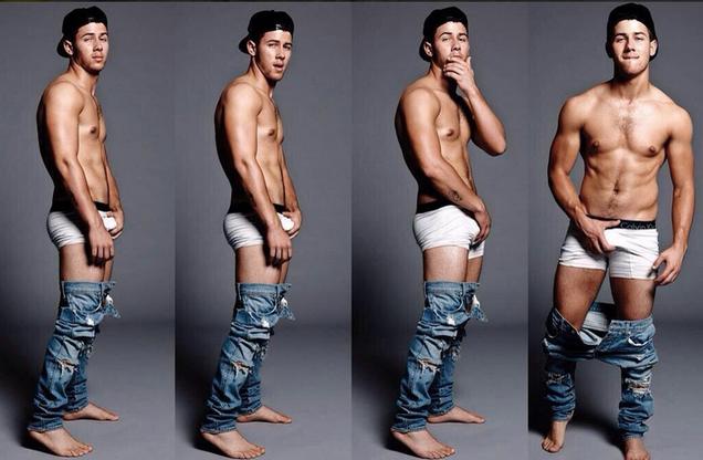 Nick Jonas Big Dick