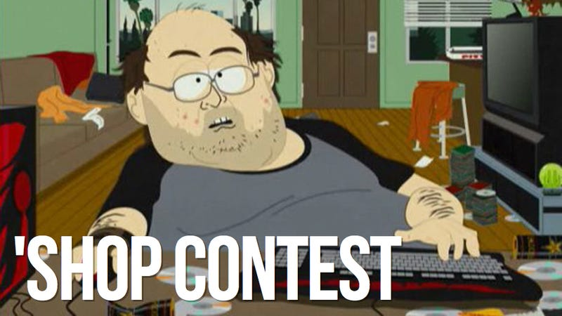 Kotaku 'Shop Contest: Make 'Shop, Not Warcraft