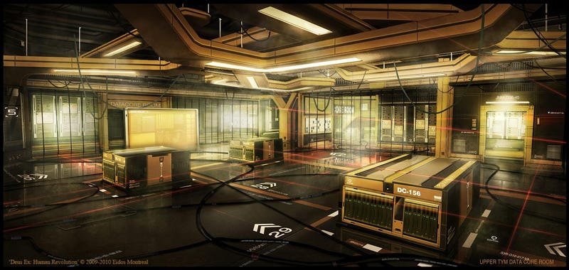 This Isn't Office Space. It's Deus Ex.
