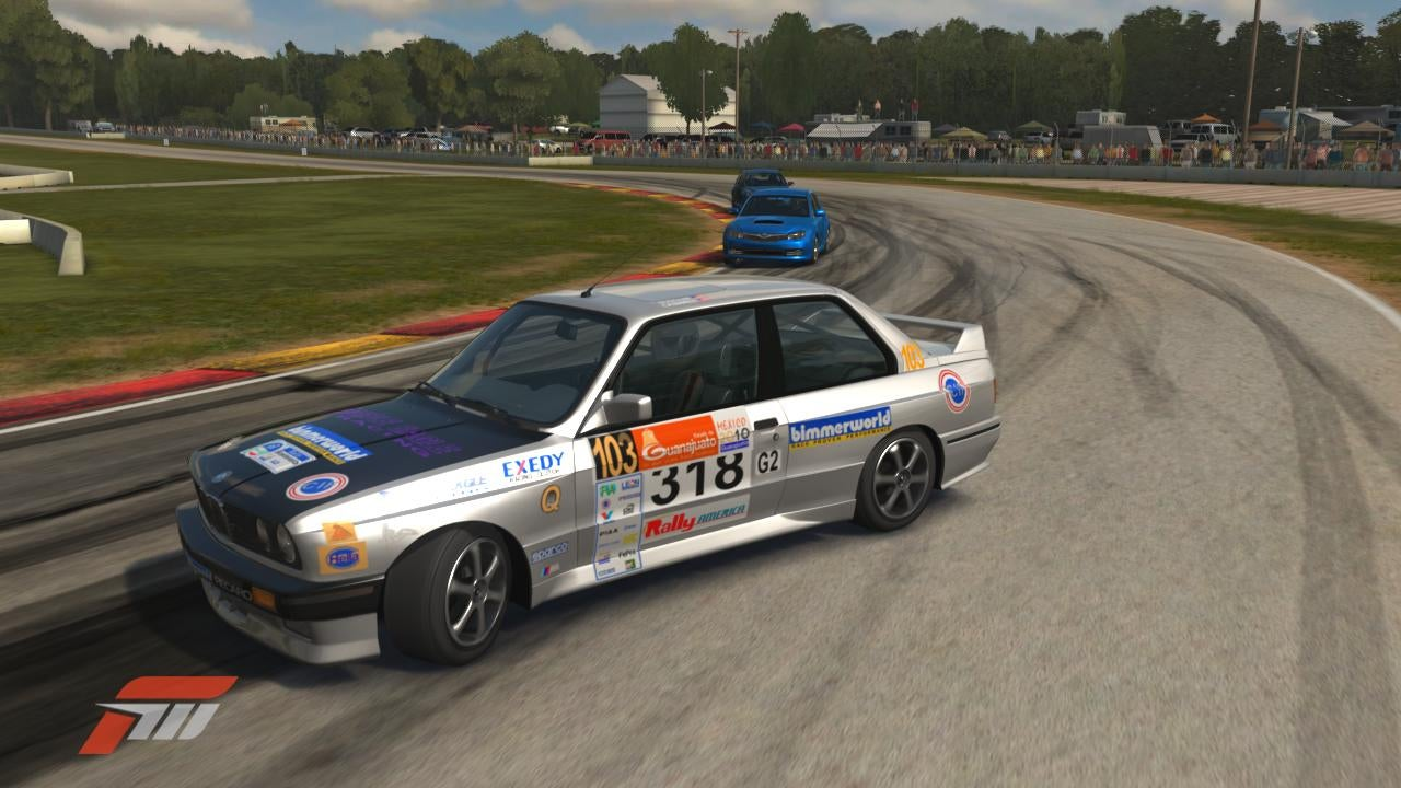 The 500 Craigslist Rally Car Hits Forza Motorsport