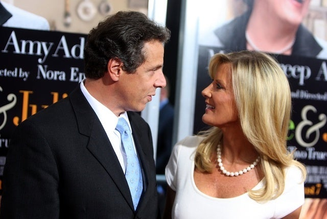 Cuomo's Girlfriend Shuts Down Press Conference After Being Asked About Cuomo