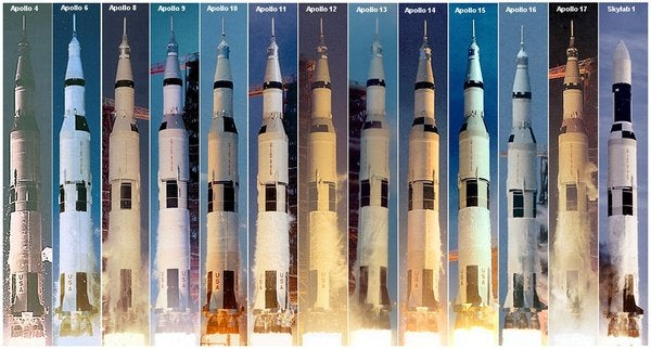 Happy Birthday Saturn V, Still The Biggest Rocket of All